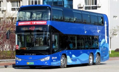 公交下滑近6成,营运大巴小幅增长,10月份国内客车市场销量详析