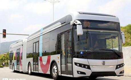 中通申报了新式13米三轴客车,重汽新品有3款,325批客车公告还有哪些亮点?