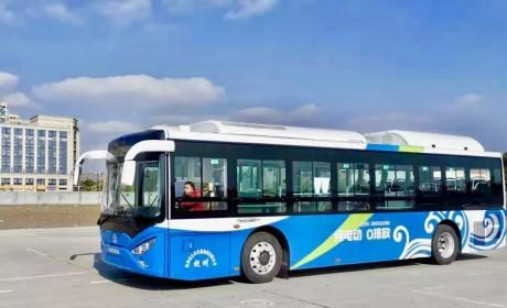 坚持践行绿色理念,银隆新能源公交车走进杭州城