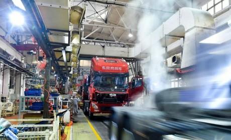 东风商用车旗下这家子公司,如何做到销量同比增长40%?
