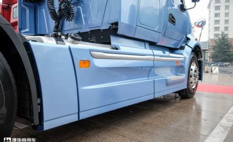 2020款格尔发V7长头卡车又有哪些新变化?细节配置超暖心,内饰舒适再提升