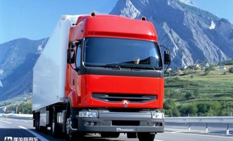 驾驶室成就了柳汽霸龙,发动机成就了东风天龙,雷诺这款卡车厉害了!