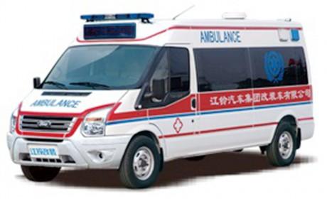 国内救护车车型大科普,带你认识那些生活常见却不了解的救护车