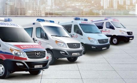 疾病救护 分秒必争,瑞风商务车为流动医疗救护保驾护航