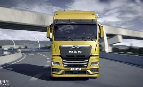 德国曼恩全新一代TG卡车登场,发布会全程回顾带您看都有哪些亮点升级