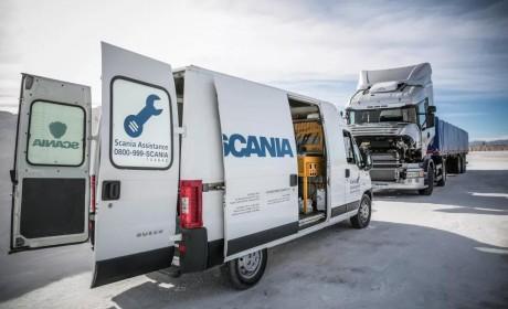 免费车辆检查、免除道路救援路途费,斯堪尼亚亦向支援武汉卡友提供最大支持