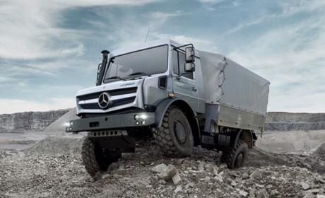 乌尼莫克底盘篇来了,全驱+自动充放气,它就是最出色的越野卡车