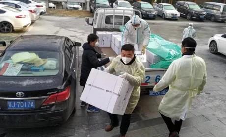 勇往驰援,共抗疫情,聚焦救援物资运输第一线