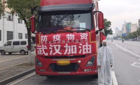 王生迎:驾驶东风回娘家 ,人有信心车有力