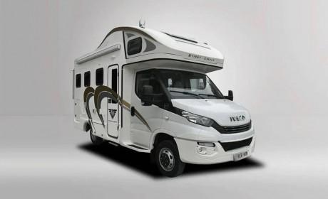旅途中的高配精品房,进口依维柯铂驰帕亚尼双拓房车给你精致旅居生活