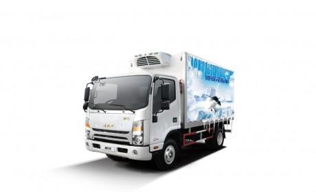 用品质坚守,帅铃全能冷链版助力冷藏物流高效运输