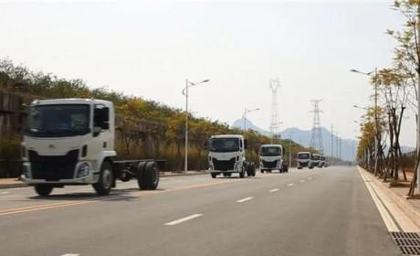 """中联环卫250台订单首批45辆准时交付,乘龙保障战""""疫""""前线!"""