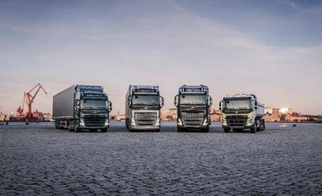 沃尔沃卡车推出新一代重型系列卡车