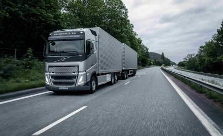 沃尔沃卡车推出全新FH系列 ,坚持以驾驶员与客户竞争力为先