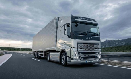 沃尔沃卡车推出全新FH系列