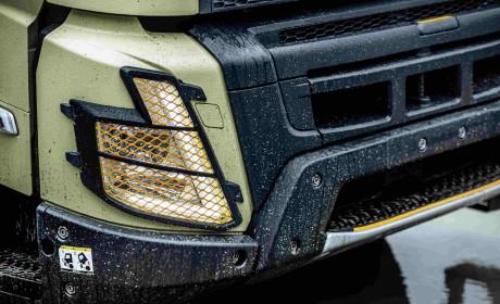 沃尔沃卡车推出全新FMX系列 ,打造面向未来的建筑用卡车