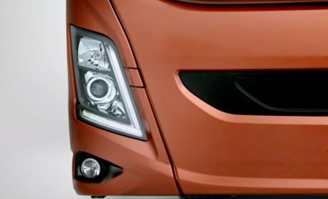 取消传统后视镜,带您领略沃尔沃最新发布的9700DD双层豪华大巴的魅力