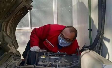 江淮轻卡百公里两度救援感动用户, 力荐亲友喜提3辆骏铃V6