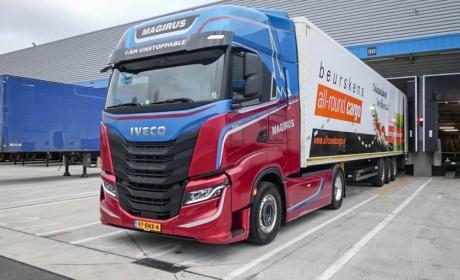 荷兰媒体评测依维柯新款旗舰卡车,车辆表现没得说,就是仪表盘设计被吐槽了