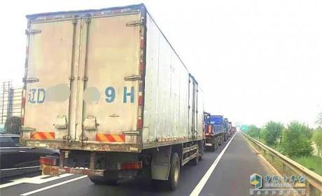 交通运输部:每天减免通行费15亿, 让货车司机享红利
