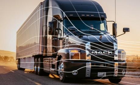 百年工业机械与现代科技的融合,美国马克Anthem长头卡车亮点真多