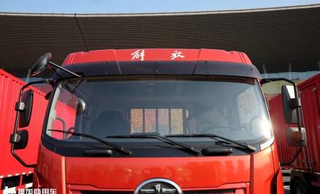 解放即将推出一款全新载货车,名叫JK6,先带大家看看配置怎么样