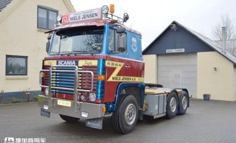 澳洲卡车收藏圈的钟爱,七十年代推出,斯堪尼亚LK系列卡车历史回顾