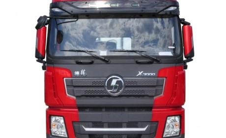 德龙X3000 4×2快递运输车,专为长途运输设计