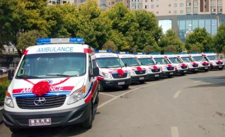"""可靠伙伴持续出击,星锐负压救护车打造疫情防治专业""""星""""能量"""