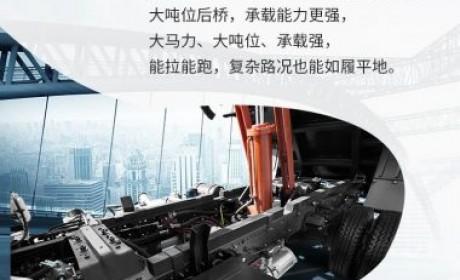 更专业的优化定制,城建复工首选江淮工程车
