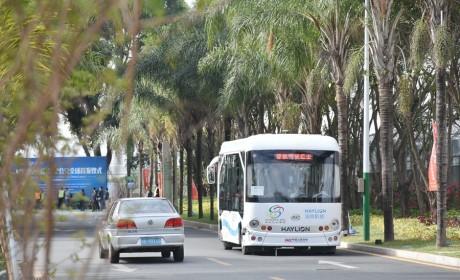 安徽首条5G自动驾驶道路正式开建,安凯无人驾驶客车将成为首批运营车辆!