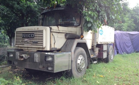 6X6全地形底盘,这款国内退役的马基路斯长头卡车,你一定没见过!