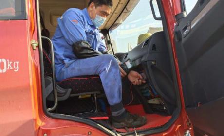 TCO托管服务,来自陕汽重卡贴心服务的特别呵护