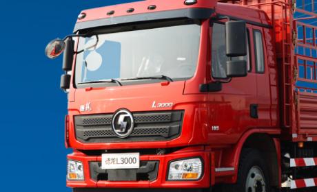 德龙L3000载货车,为您诠释价值承载的真谛