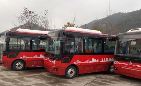 打造城乡一体化 ,银隆纯电动微公交车齐上线