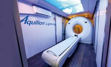 新一代金旅CT健康体检车正式交付