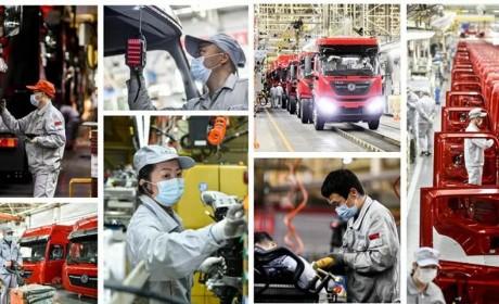 销量快报|3月,东风商用车销售中重卡超1.6万辆