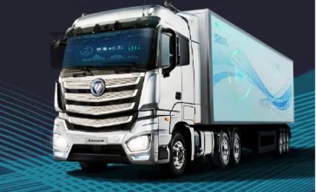 跑冷链选哪款车?大货箱、智能温控,欧曼冷链之星最专业的运输车