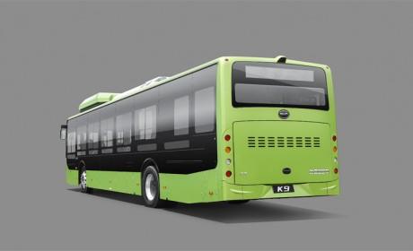 外观更流线,还将采用全新的命名方式, 比亚迪全新一代客车产品曝光
