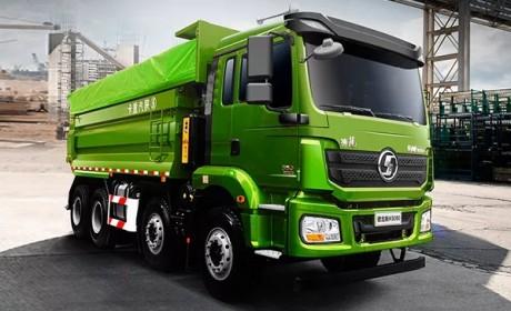 与悬疑热剧的特效相比,德龙新M3000自卸车更愿意用实力来说话