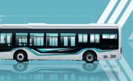 30辆苏州金龙蔚蓝纯电公交,助力茂名绿色出行!