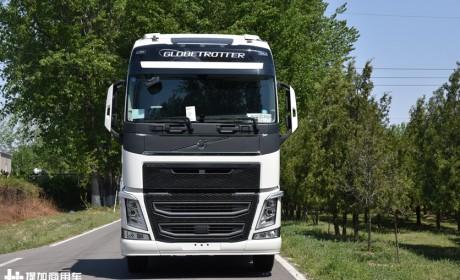 同步欧洲最新动力链,安全配置更升一级,国六沃尔沃FH牵引车来了