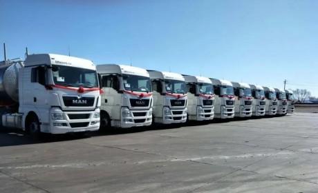 再次下单20台曼恩卡车,顺航凭实力证言