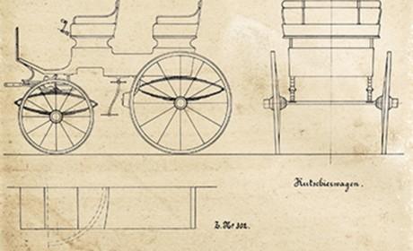 SETRA客车发展史大科普(一),卡尔凯斯鲍尔的诞生和早期的那些客车