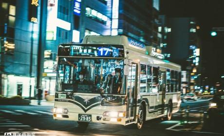 国产比亚迪抢眼,韩国爱迪生是啥车?带您看行驶在日本街头的电动公交