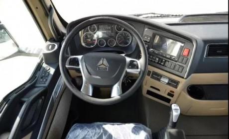 绿通王者丨全新一代豪沃TX高顶双卧载货车震撼上市