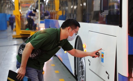 200辆金龙客车出口塞浦路斯, 再创中国客车出口欧盟最大单