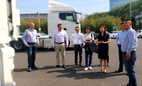 携手共赢 未来可期  ,曼恩与顺丰集团共话物流运输新发展