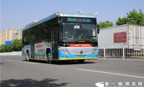 又一加氢站奠基,这个城市氢燃料电池公交车达174辆