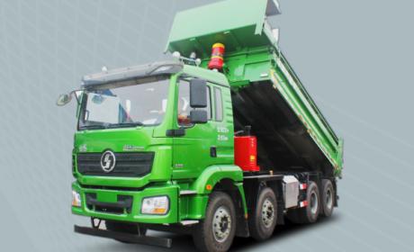 德龙新M3000标准版自卸车,论赚钱利器的基本素养